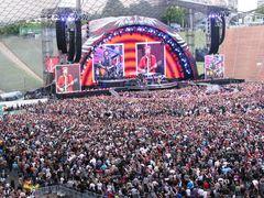 Bon Jovi live in München am 12.06