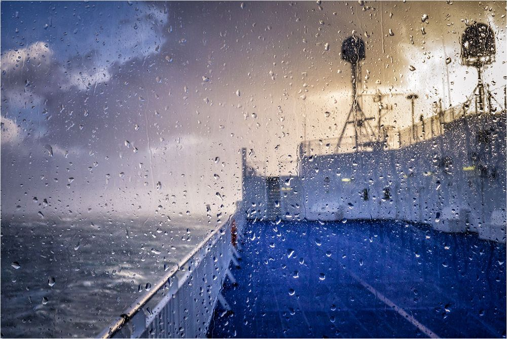 Bon Voyage...