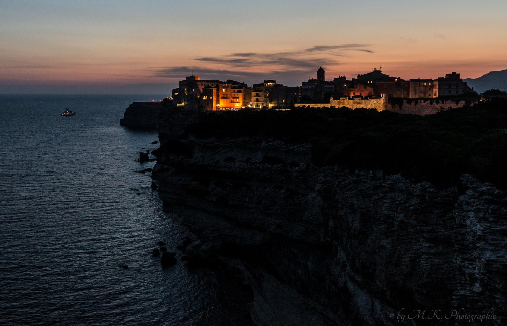 Bonifacio - Die Nacht kommt