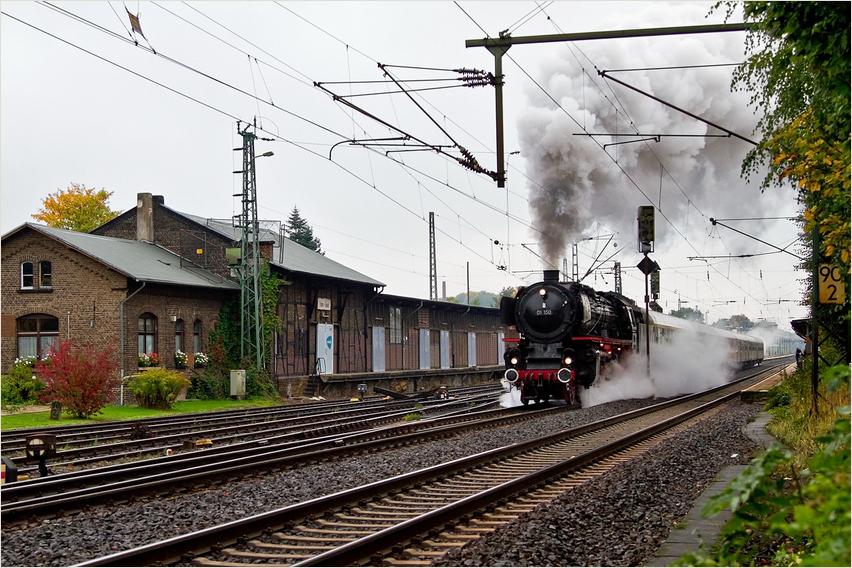 Bonn Beuel Bahnsteig 2