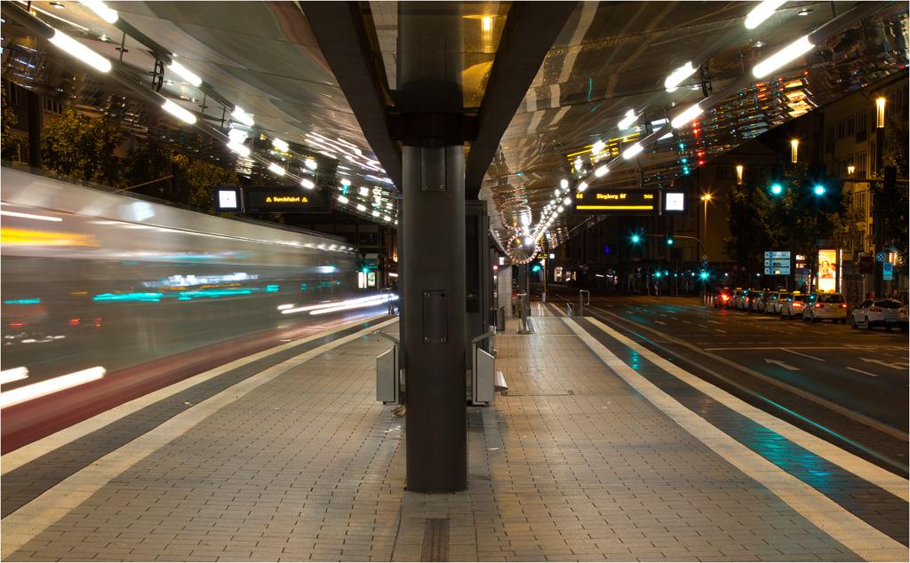 "Bonn - City ""Durchfahrt"""