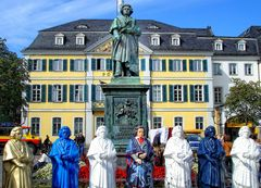 Bonn  -  Familientreffen