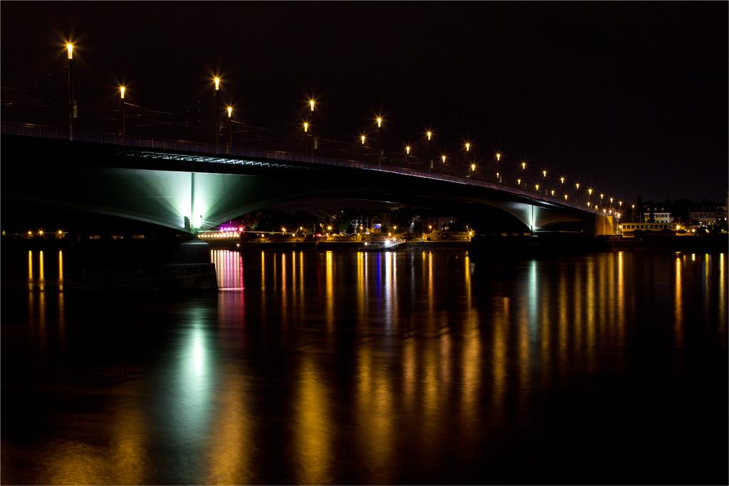 Bonn - Kennedybrücke