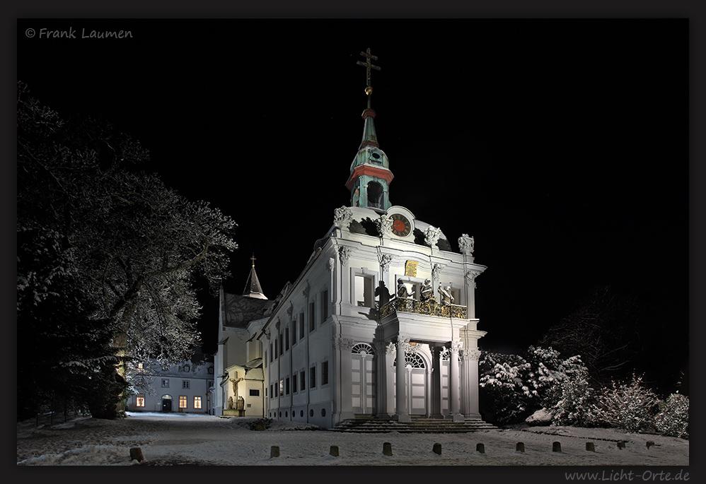 Bonn Kreuzberg mit Heilige Stiege