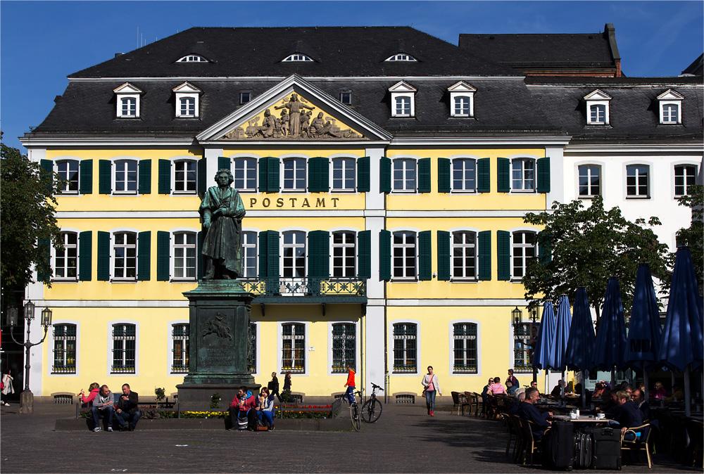 Bonn - Postamt