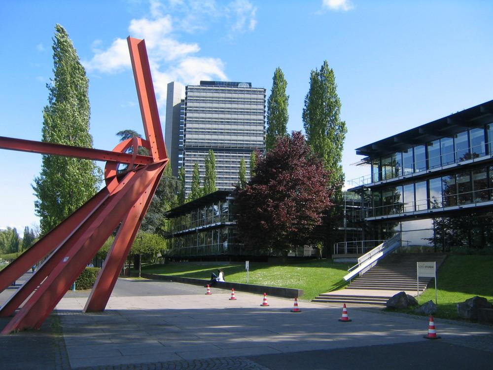 Bonn - Rheinpromenade