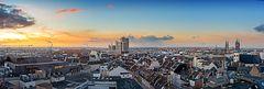 Bonn Skyline mit Stadthaus