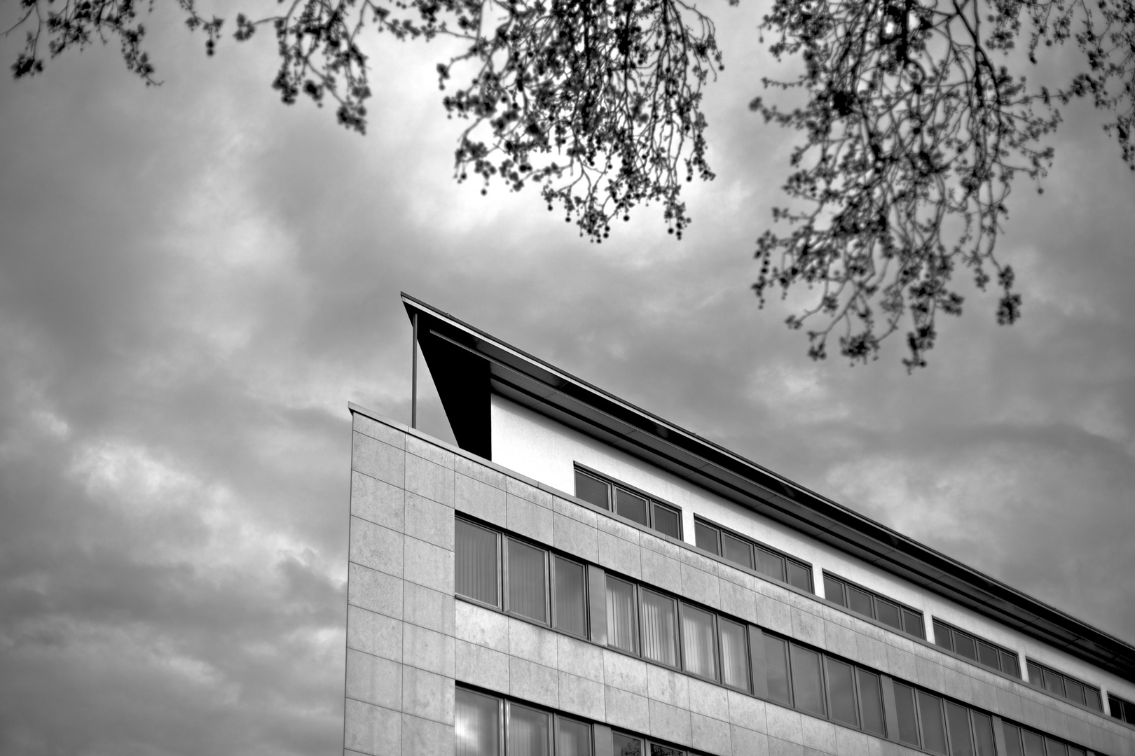 Bonn, Telekom Gebäude