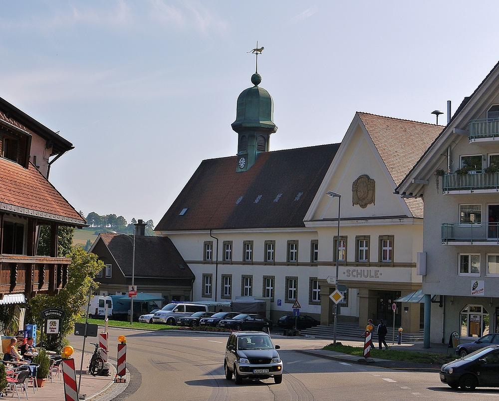 Bonndorfer Schulhaus