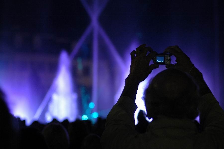 Bonner Licht & Wasserspiele