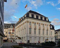 Bonner Rathaus - ganz anders ...