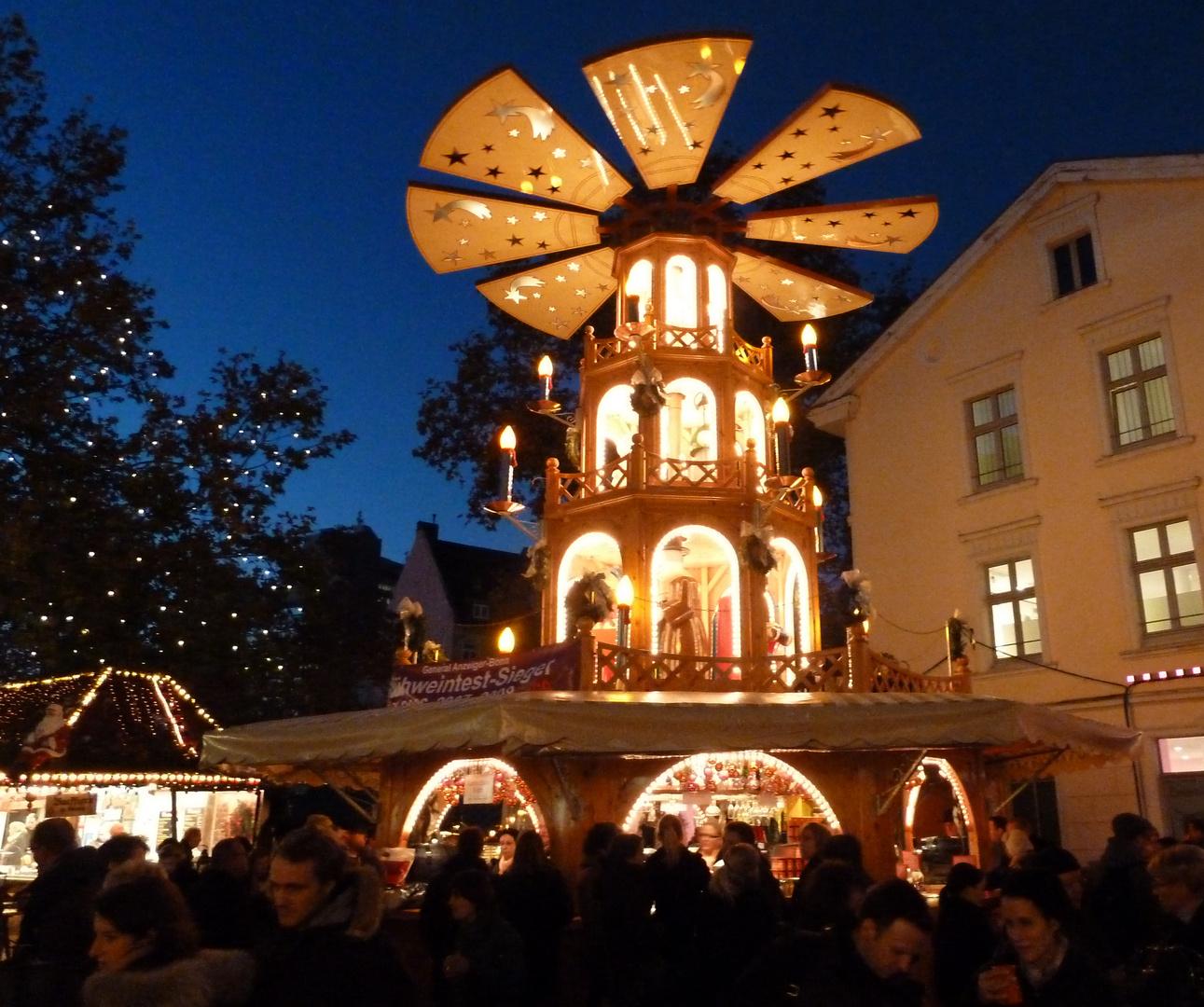Bonner Weihnachtsmarkt 6,5