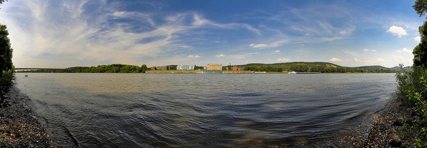Bonnerbogen 200 Grad Panorama