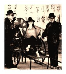 Bonnie, Clyde and ... ?