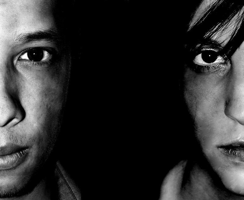 Bonnie und Clyde...
