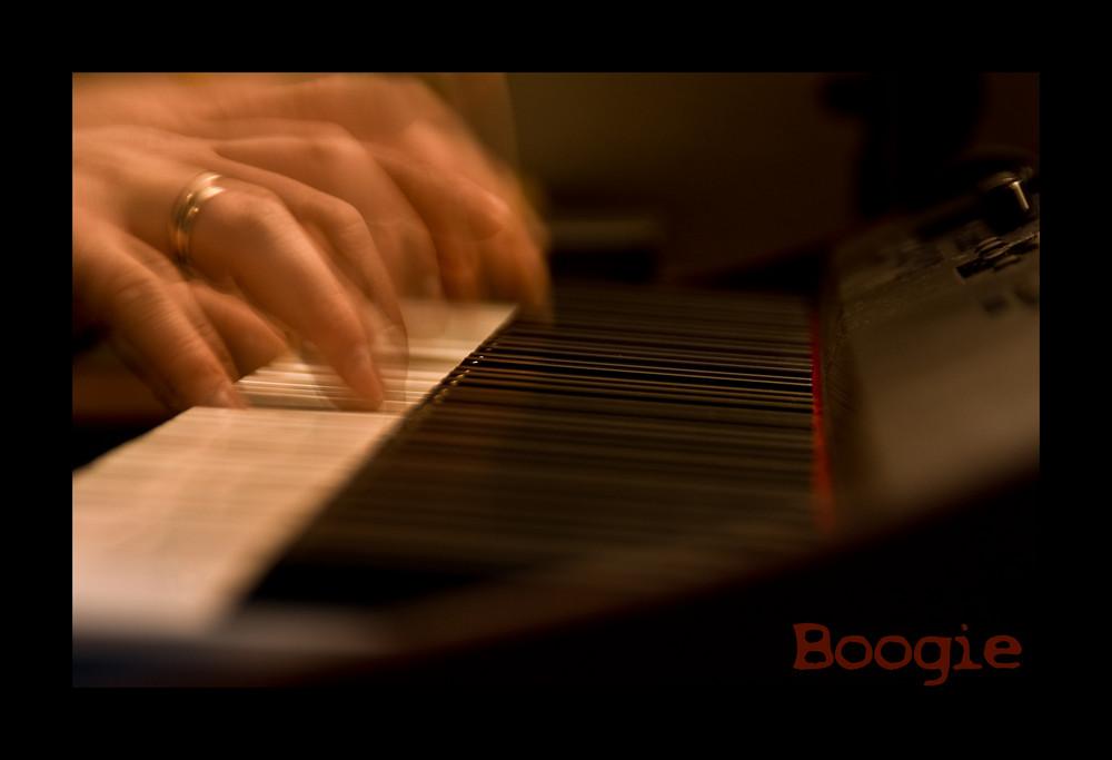 ... Boogie Woogie ...