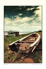 Boot am Amazonas