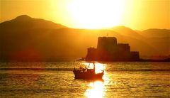 Boot, Burg und Berge #2