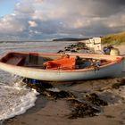 Boot gestrandet auf Hiddensee2