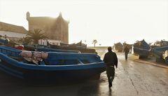 Boot Hafen morgens maroc Ca-17-31 col+8Fotos