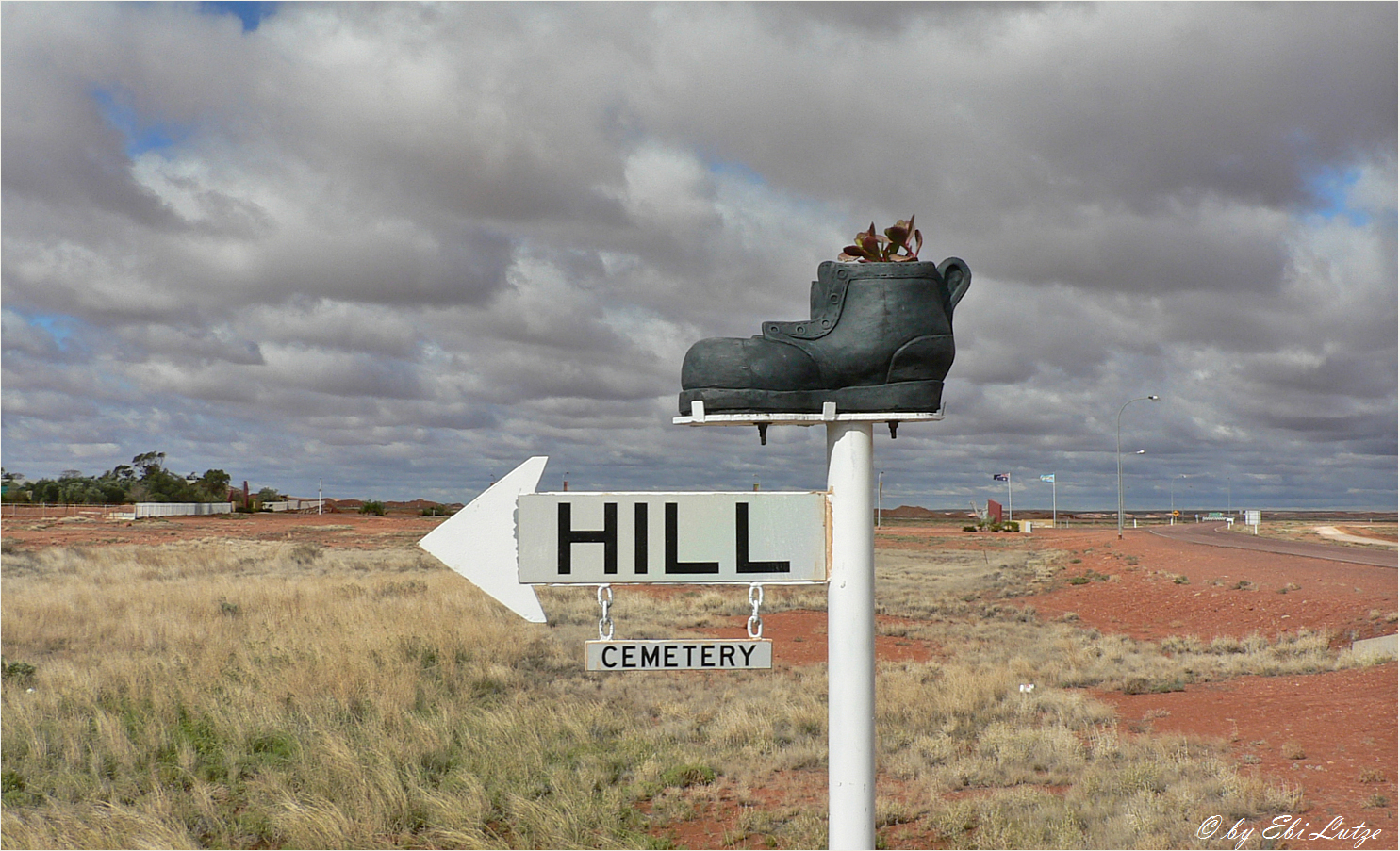 ** Boot Hill this Way / where we all end up **