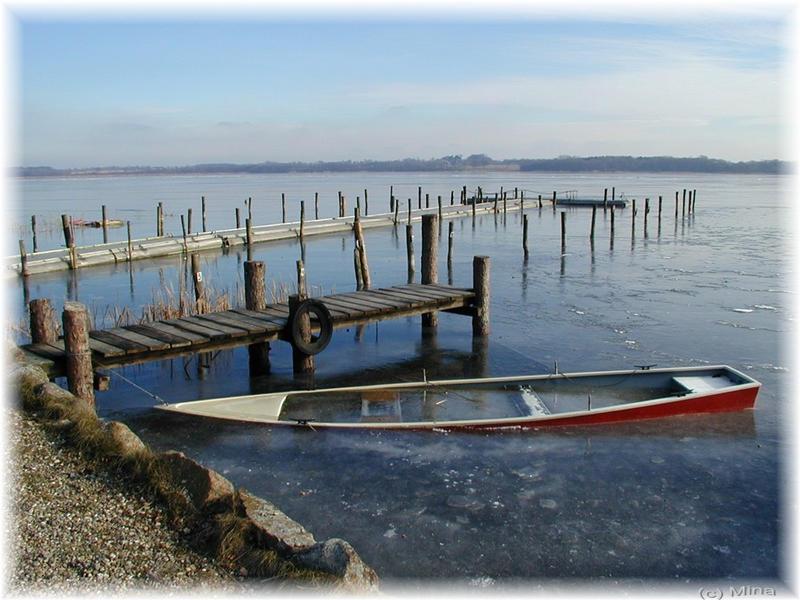Boot im Eis 2