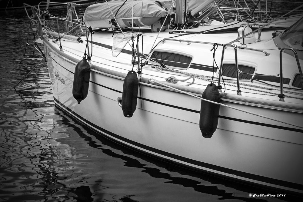 Boot im Hafen von Porto Cristo Mallorca