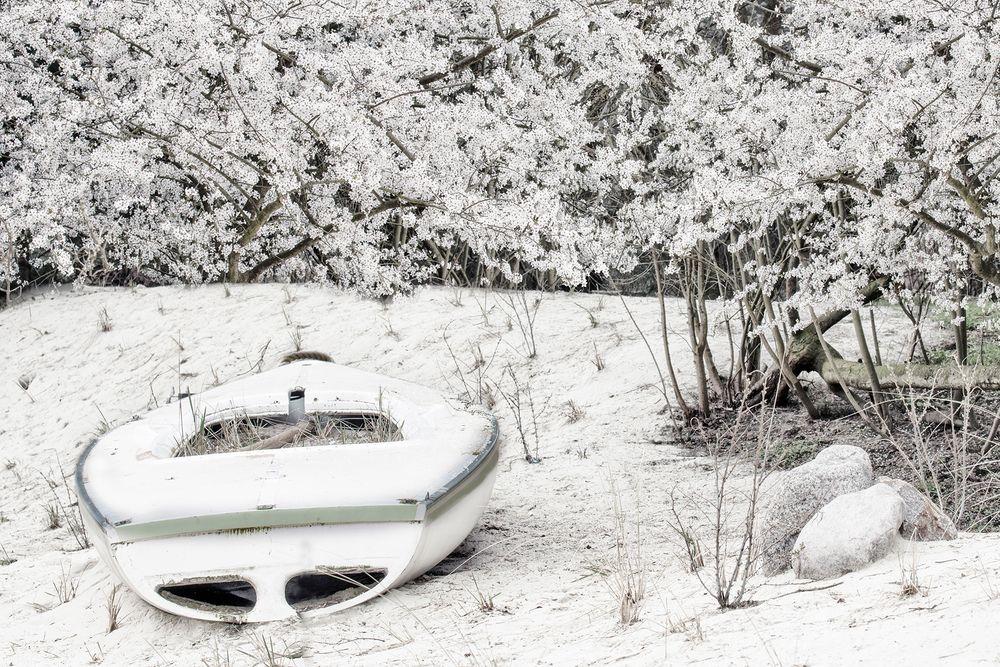 Boot mit Leck