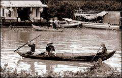boot, shop and Tonle Sap