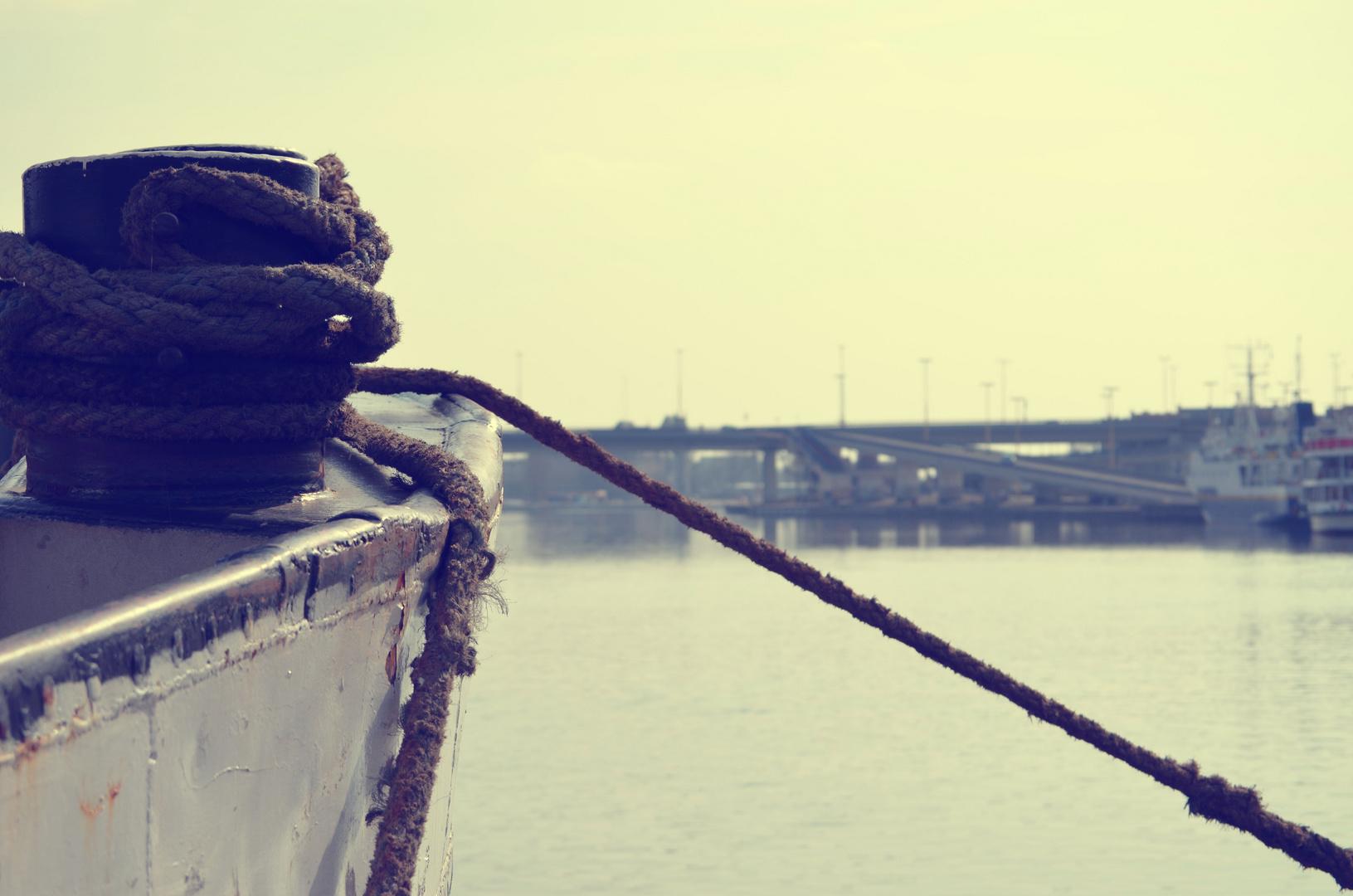 Boot Stettin