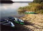 Boote am Drewitzer See