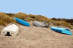Boote am Strand 1