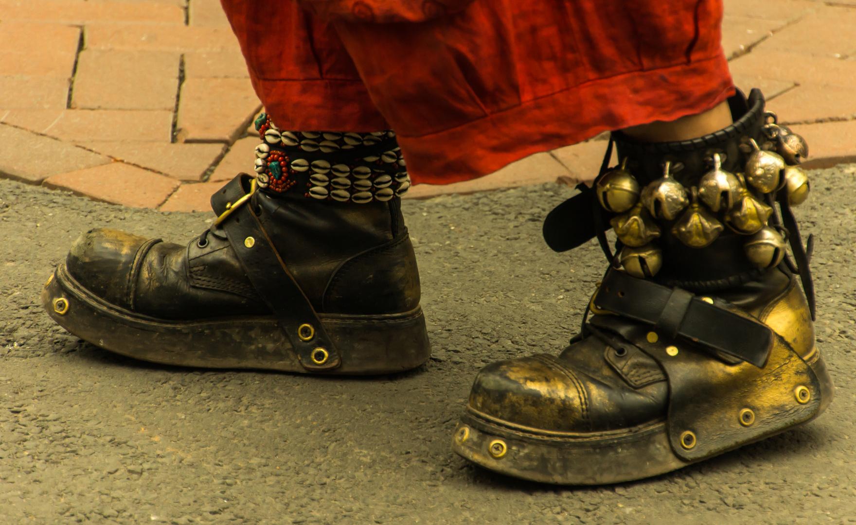 boots - Cultus Ferox