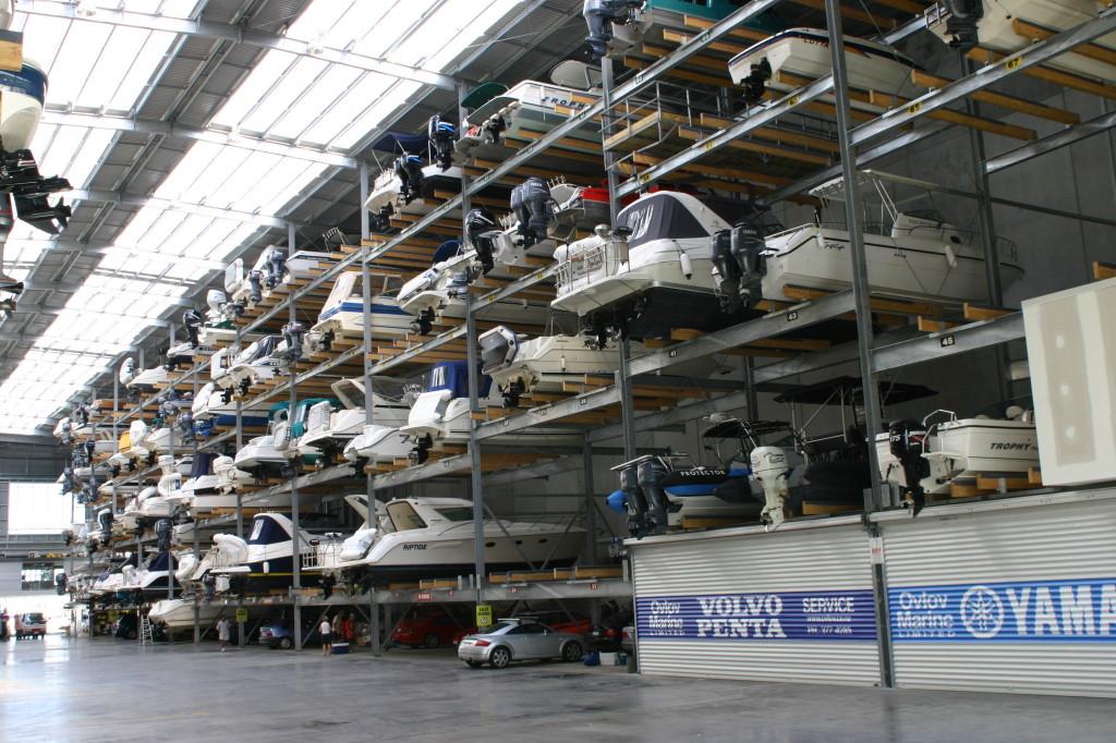 Boots Garage ! :-)
