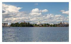 Bootsfahrt durch die Schären von Helsinki