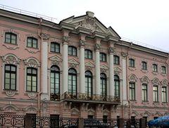 Bootsfahrt durch St. Petersburg I