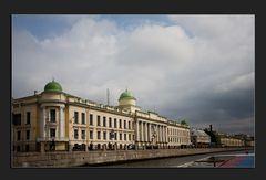 Bootsfahrt durch St. Petersburg IV