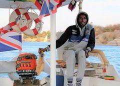 Bootsführer Egypt Ca-20-53-col +Blau+Gelb +Fotos