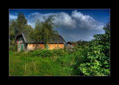 Bootshäuser an der Schafwaschnerbucht I