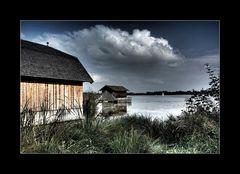 Bootshäuser an der Schafwaschnerbucht II