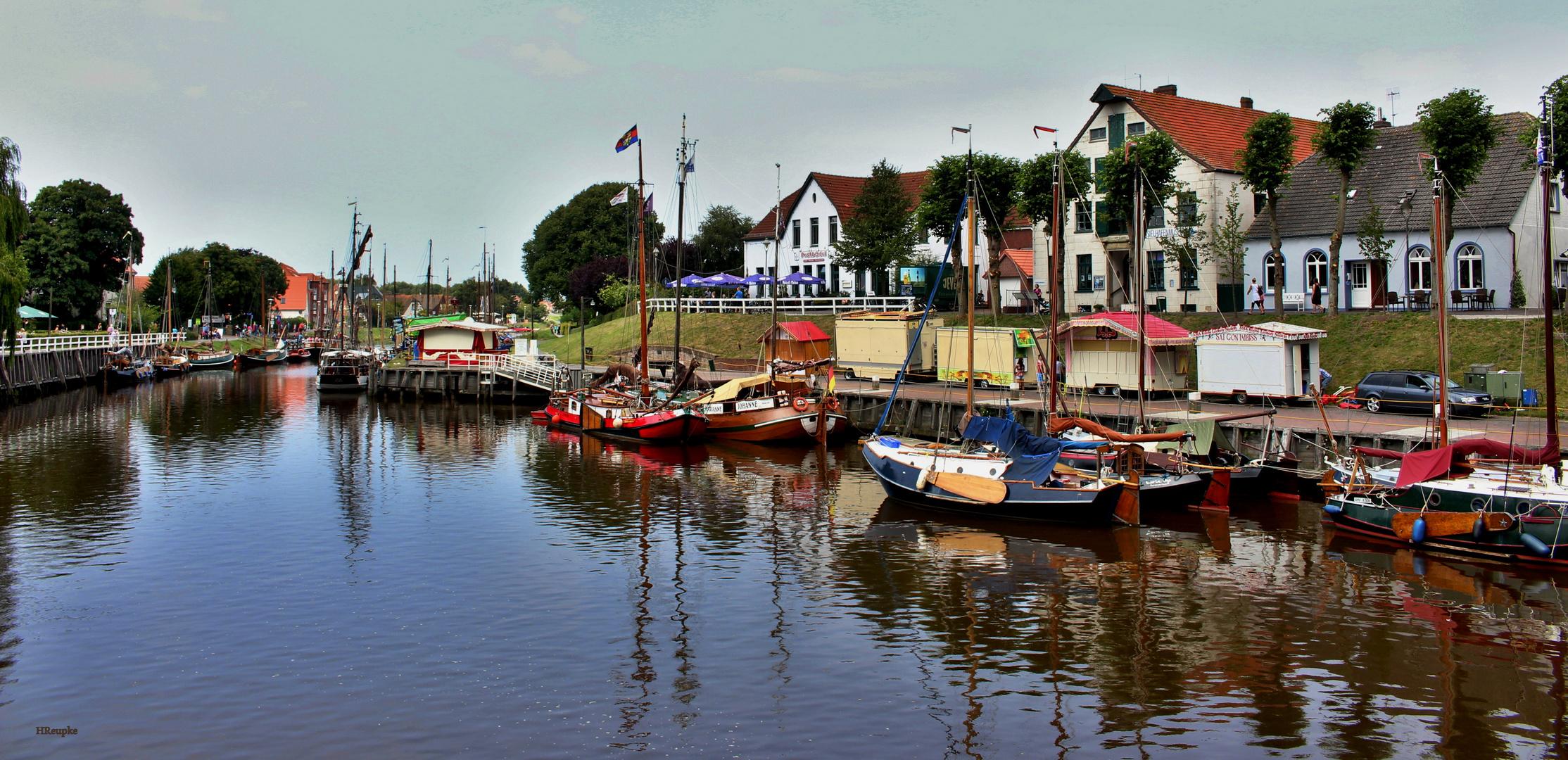 Bootshafen Carolinensiel
