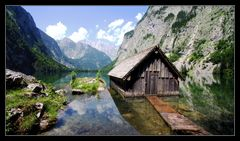 Bootshaus am Obersee I