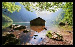 Bootshaus am Obersee II