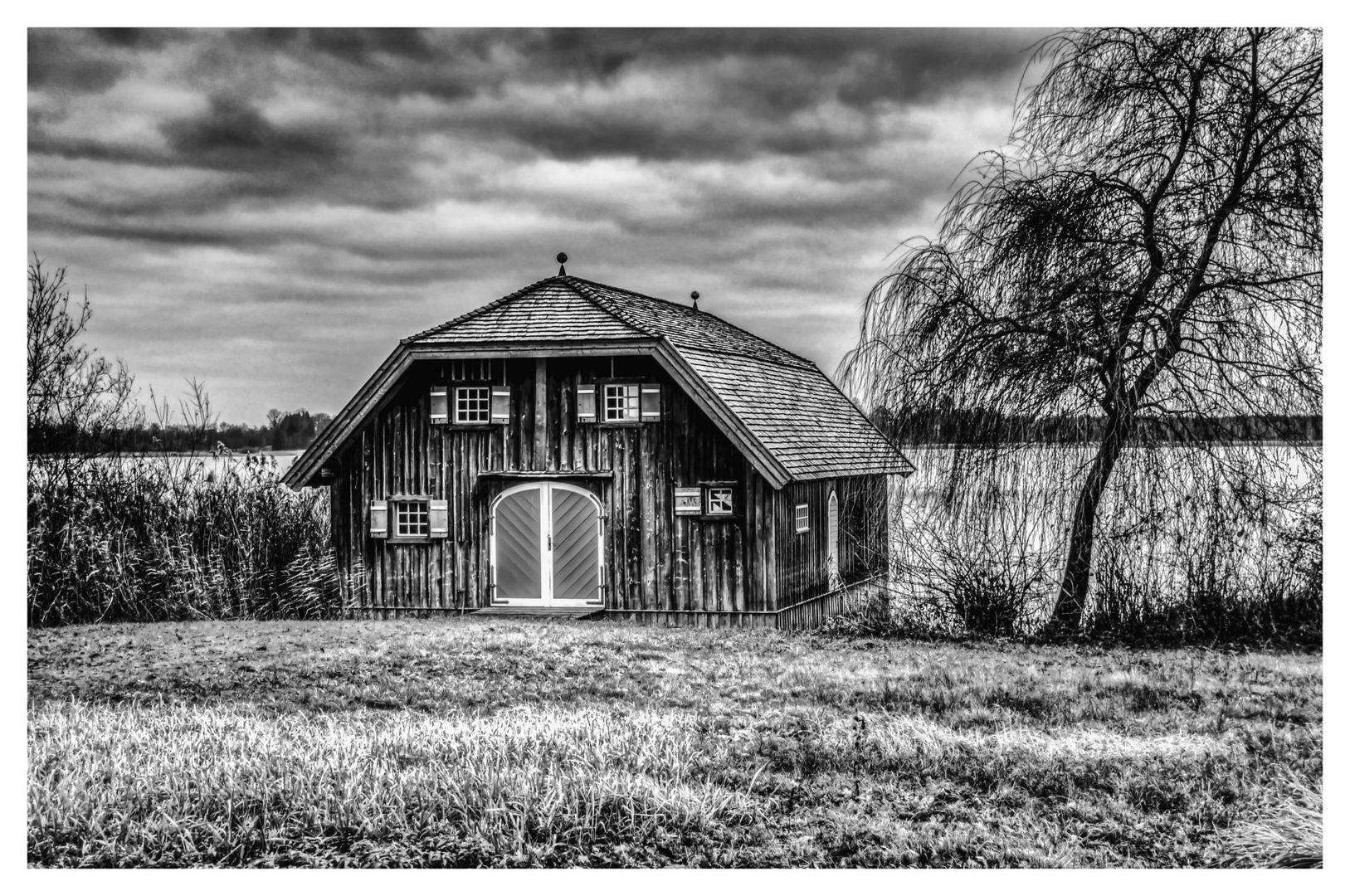 Bootshaus (Chiemsee)