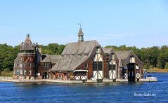 Bootshaus von Boldt Castle