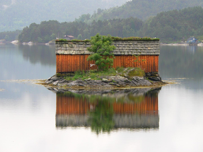 Bootshütte