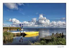 Bootssteg am Fjord.....