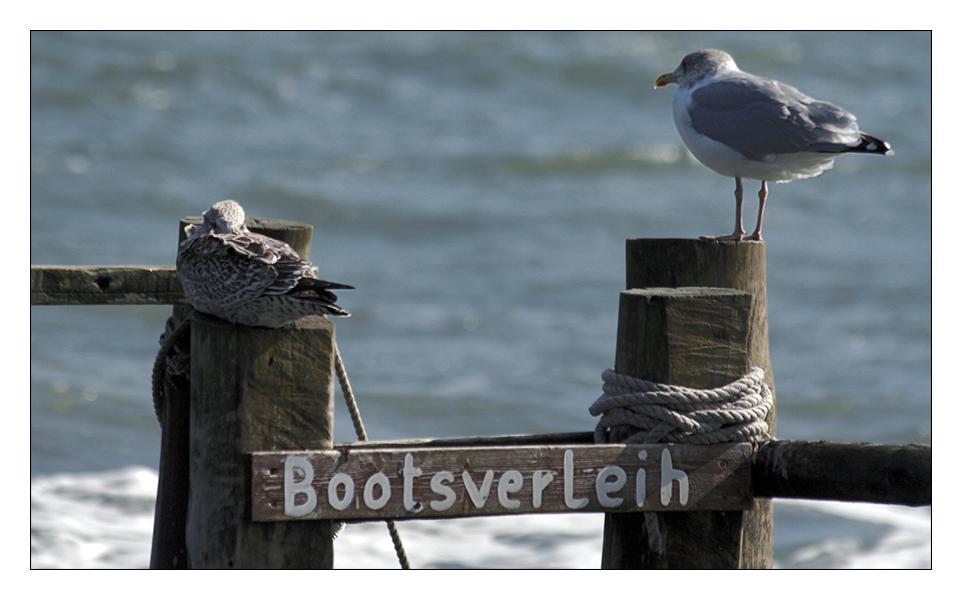 Bootsverleih