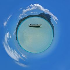 Bora Bora - little Planet