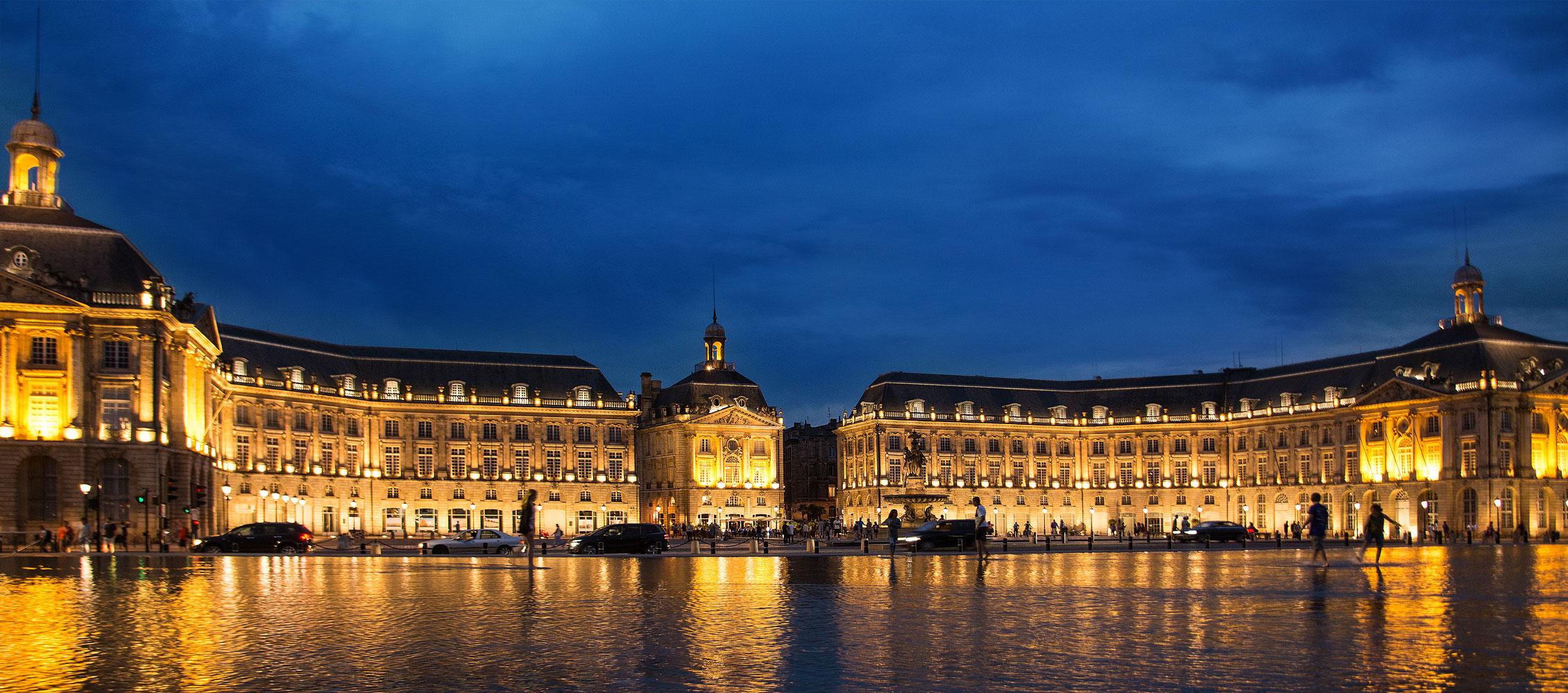 Bordeaux Miroir de l'eau